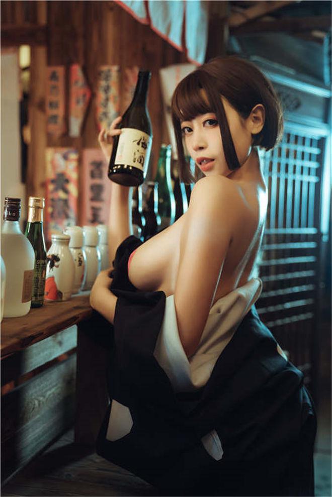 奈汐酱nice-热情老板娘[/484MB]