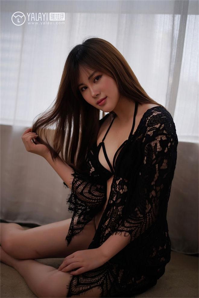YALAYI雅拉伊-No.008睡衣私房艾妮妮[/249MB]
