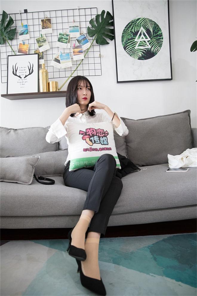 物恋传媒-No.202猫耳今天是Office lady[/4.33G]
