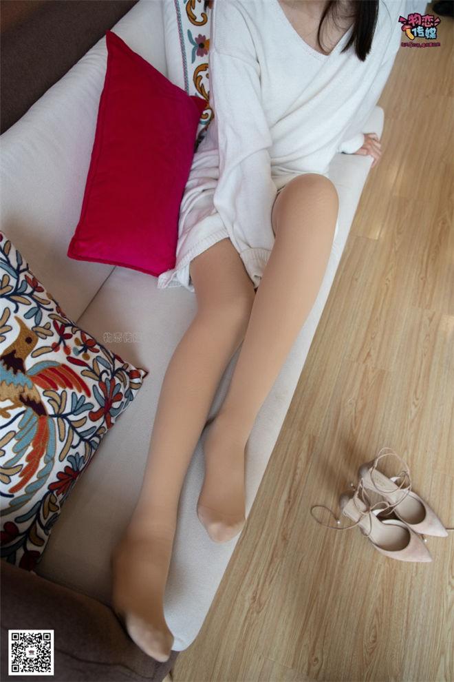 物恋传媒-No.085柠檬飘逸小白裙与细带高跟[/1.30GB]