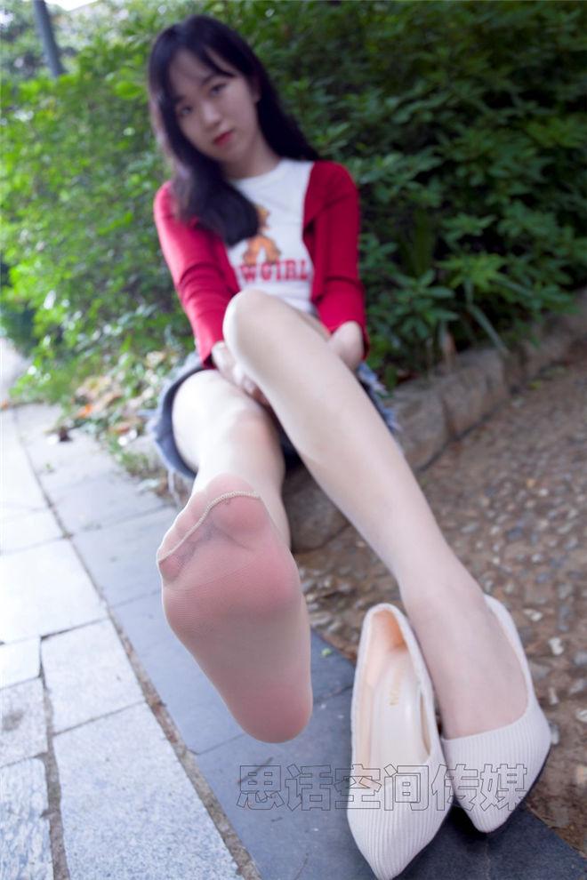 SiHua思话-SH129子琦公园长腿活力少女[/96MB]