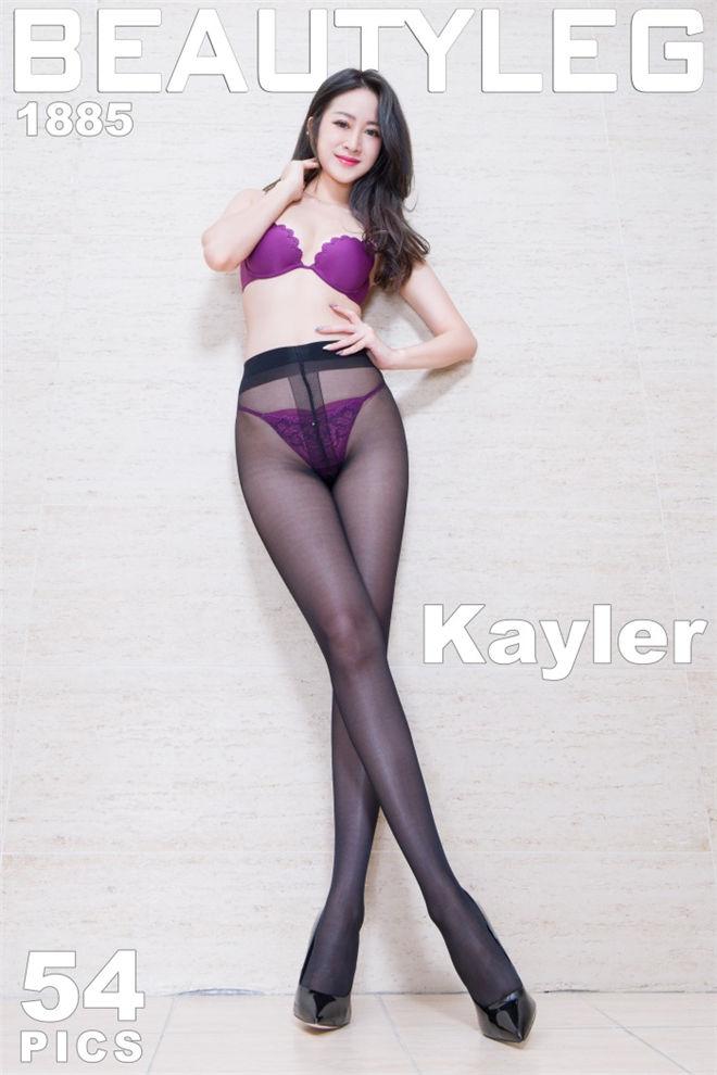 Beautyleg美腿写真-No.1885 Kaylar[/470MB]