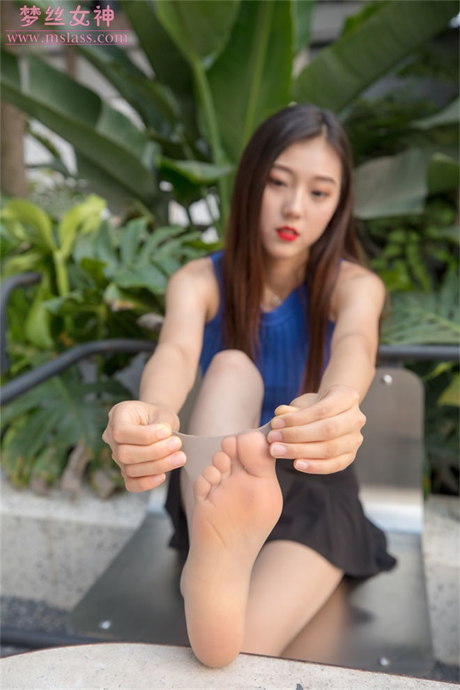 MSLASS梦丝女神-舒蕾艺术空间丝袜美腿[/0.99G]