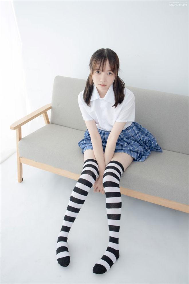 森萝财团-JKFUN-044白色吊带裙Aika[/2.29GB]