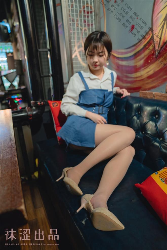 袜涩写真-VOL.059暖暖牛仔连体裤[/138MB]