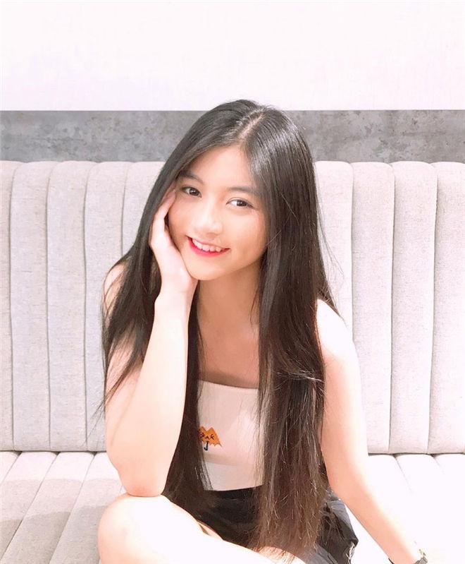 妹子图:越南正妹Nguyễn Bùi Nam Phương,清新脱俗!