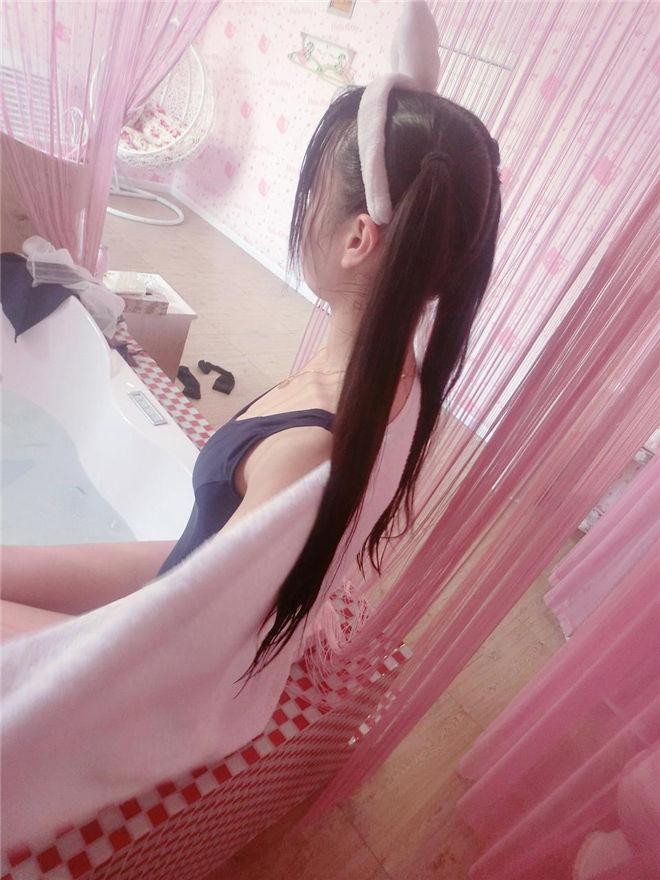 赛高酱-粉红色透明罩衫[/55MB]