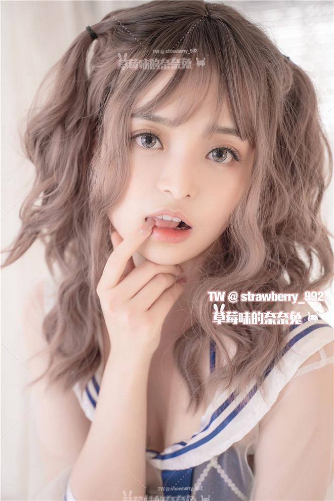 草莓味的奈奈兔-水手视图集[/334MB]