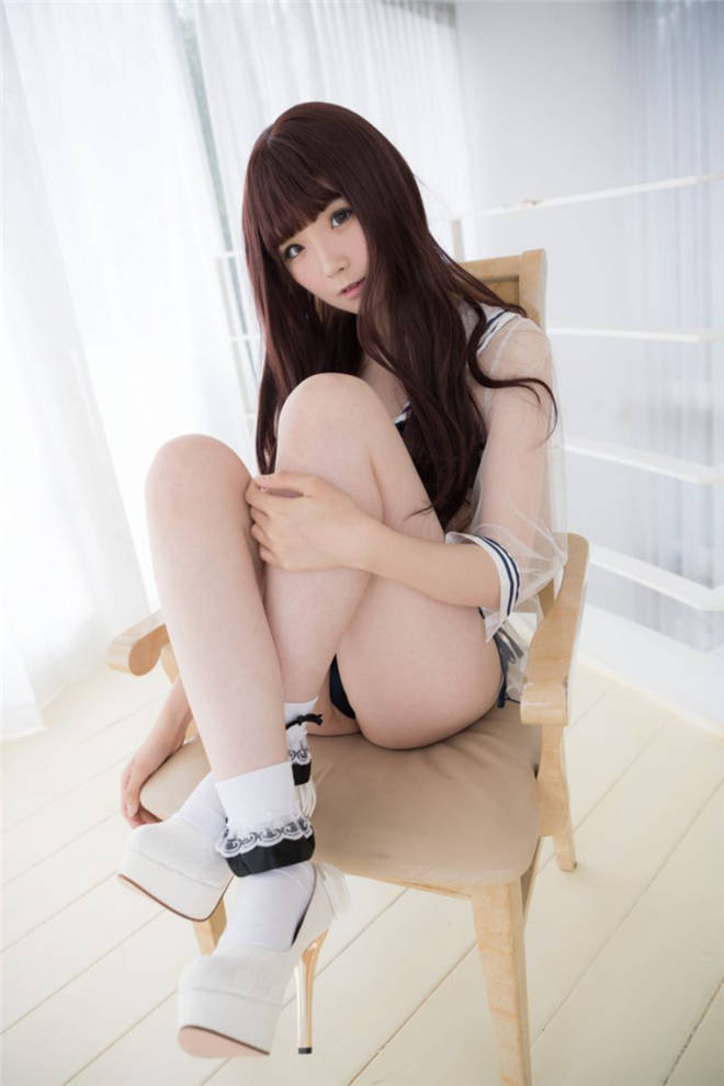 超可愛少女@りか里香–室内自拍写真[/77MB]
