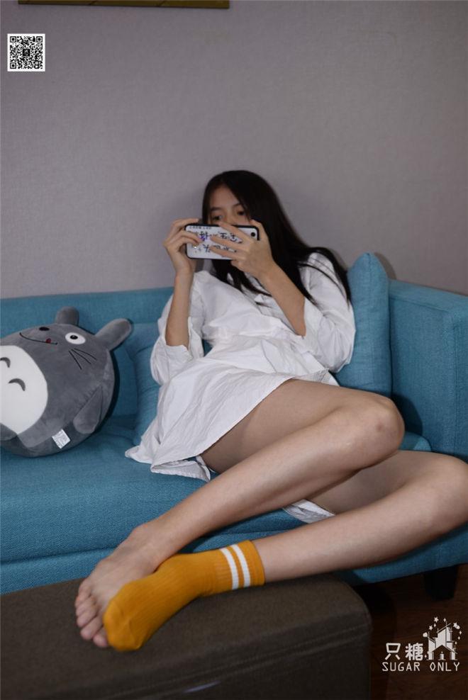 只糖棉袜-NO.044嘉琪那些关于棉袜的记忆[/552MB]