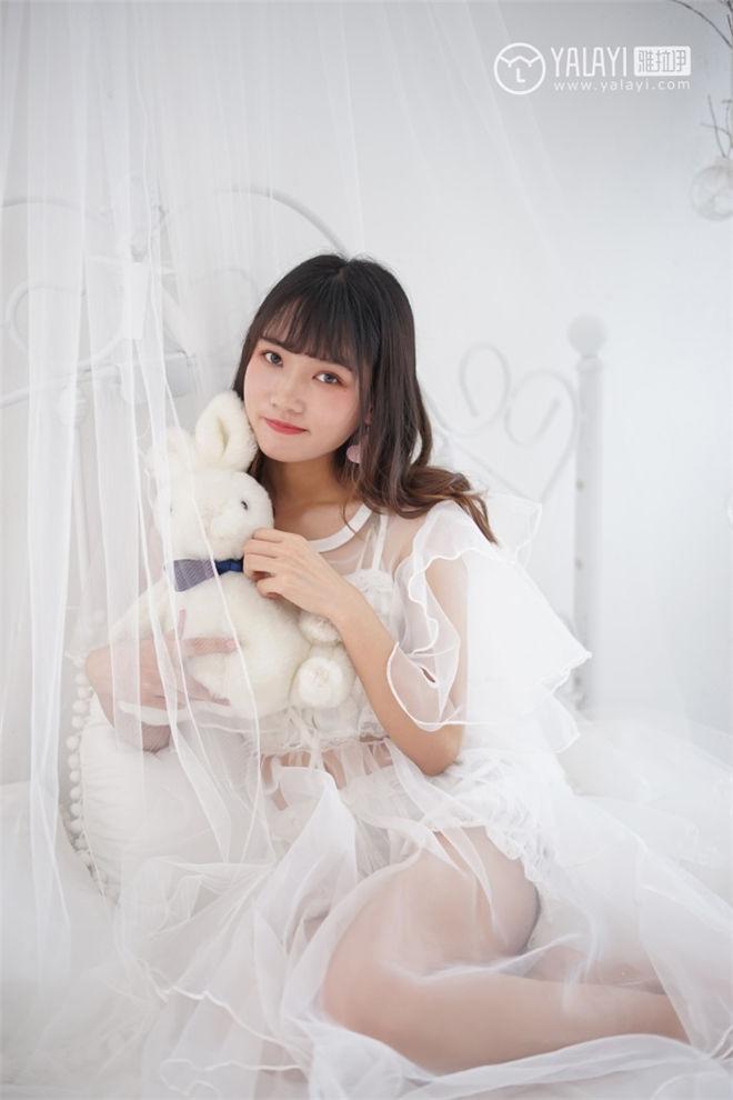 YALAYI雅拉伊-No.001恋上你的床[/279MB]