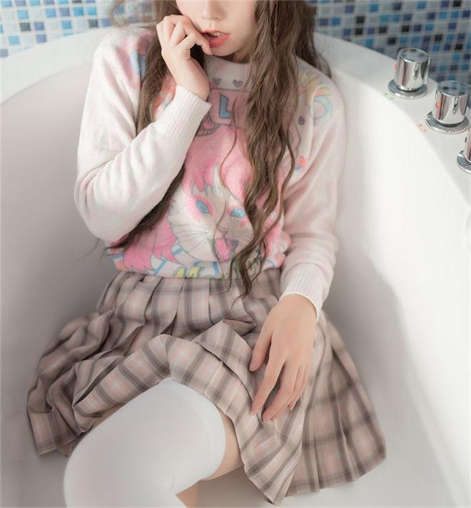 风之领域-No.088浴缸里的湿身少女[/204MB]