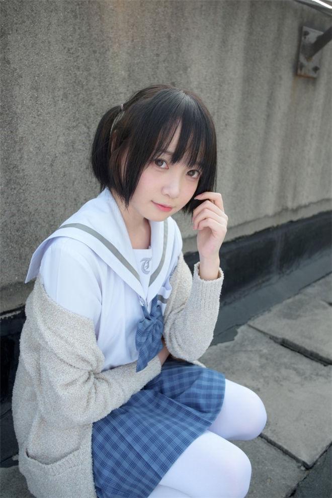 森萝财团-SSR-001户外白丝小妹[/491MB]