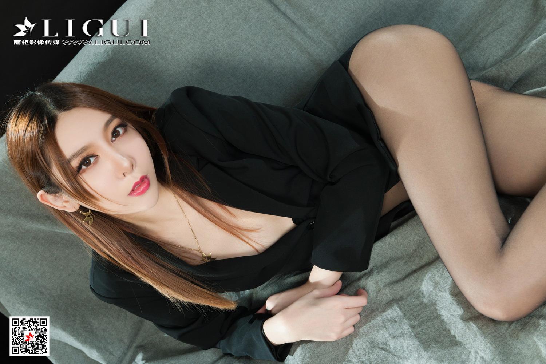 [Ligui丽柜]网络丽人 2021.02.17 Model 兔子[/79.8MB]