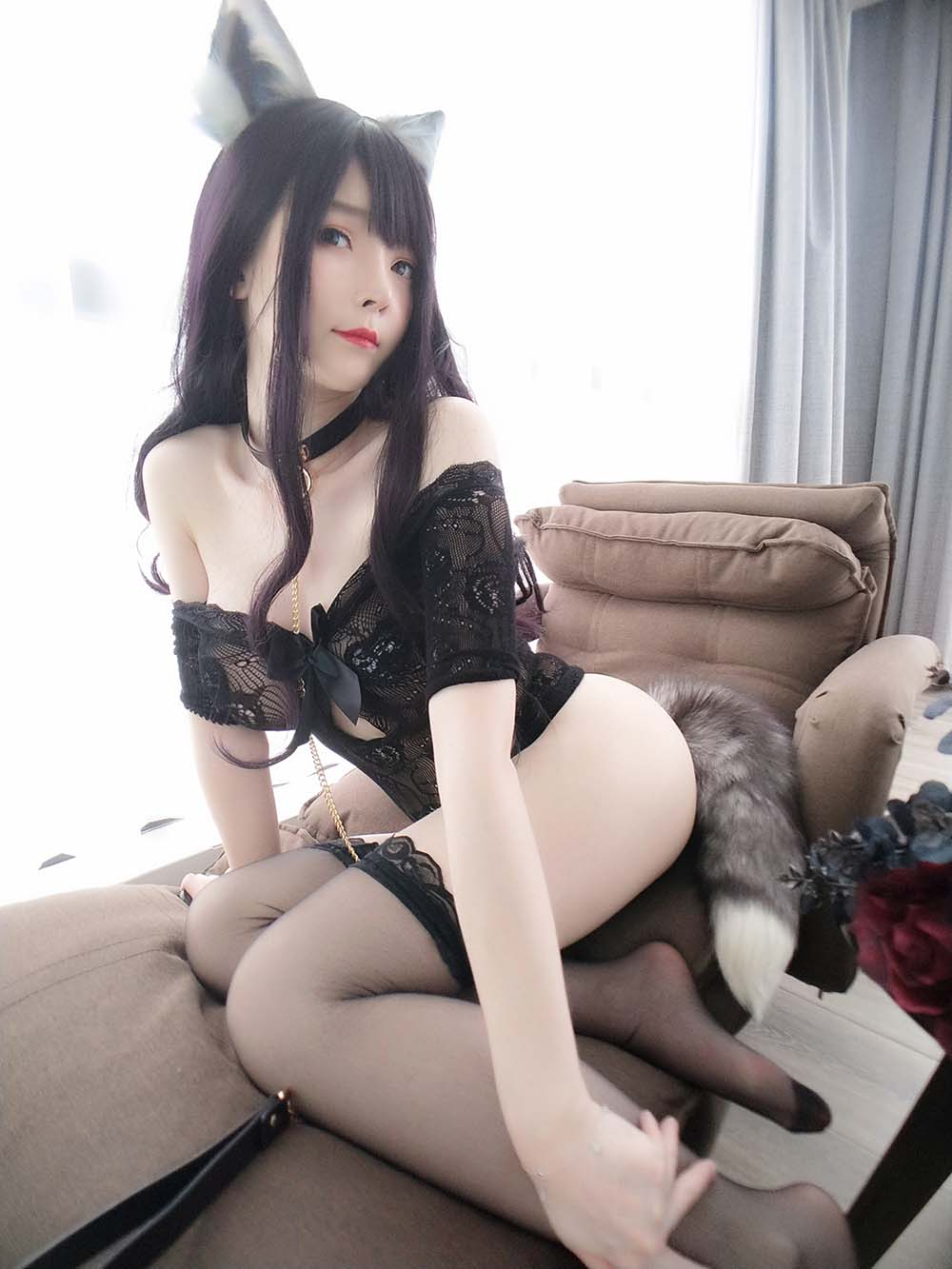 一小央泽 – 黑狐姐姐[/774MB]