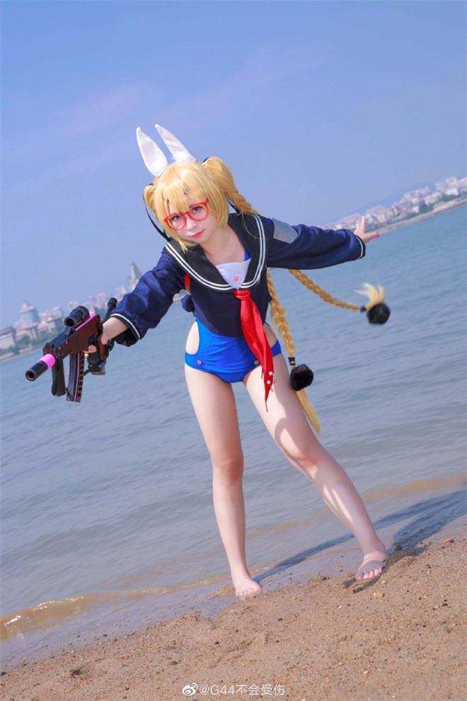妹子图:@G44不会受伤,她的图只有cosplay色气的我不敢发!