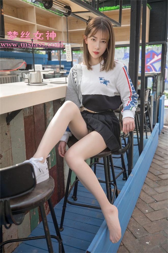MSLASS梦丝女神-苏沐笔直细腿[/1.19G]