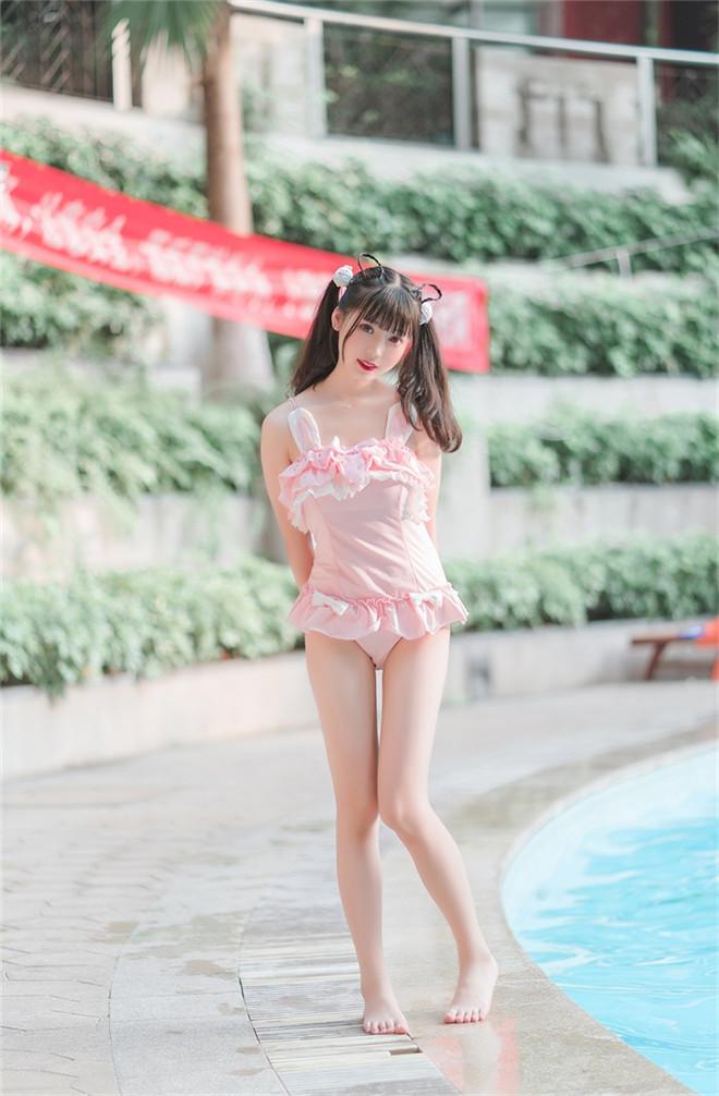 风之领域-No.173兔子泳装少女[/266MB]