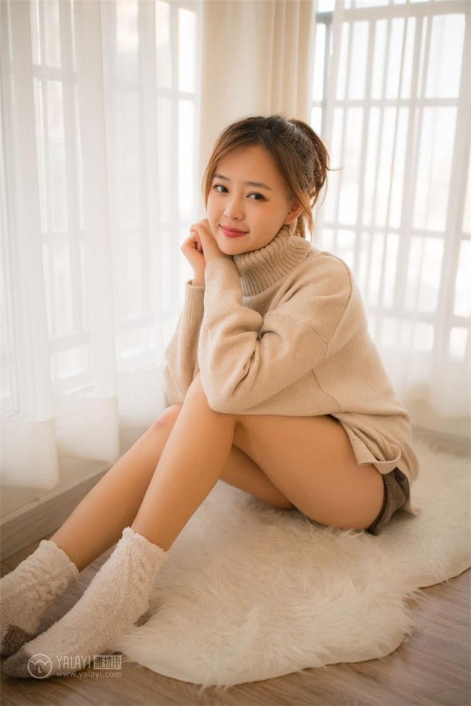 YALAYI雅拉伊-No.152同居女友张雨青[/337MB]