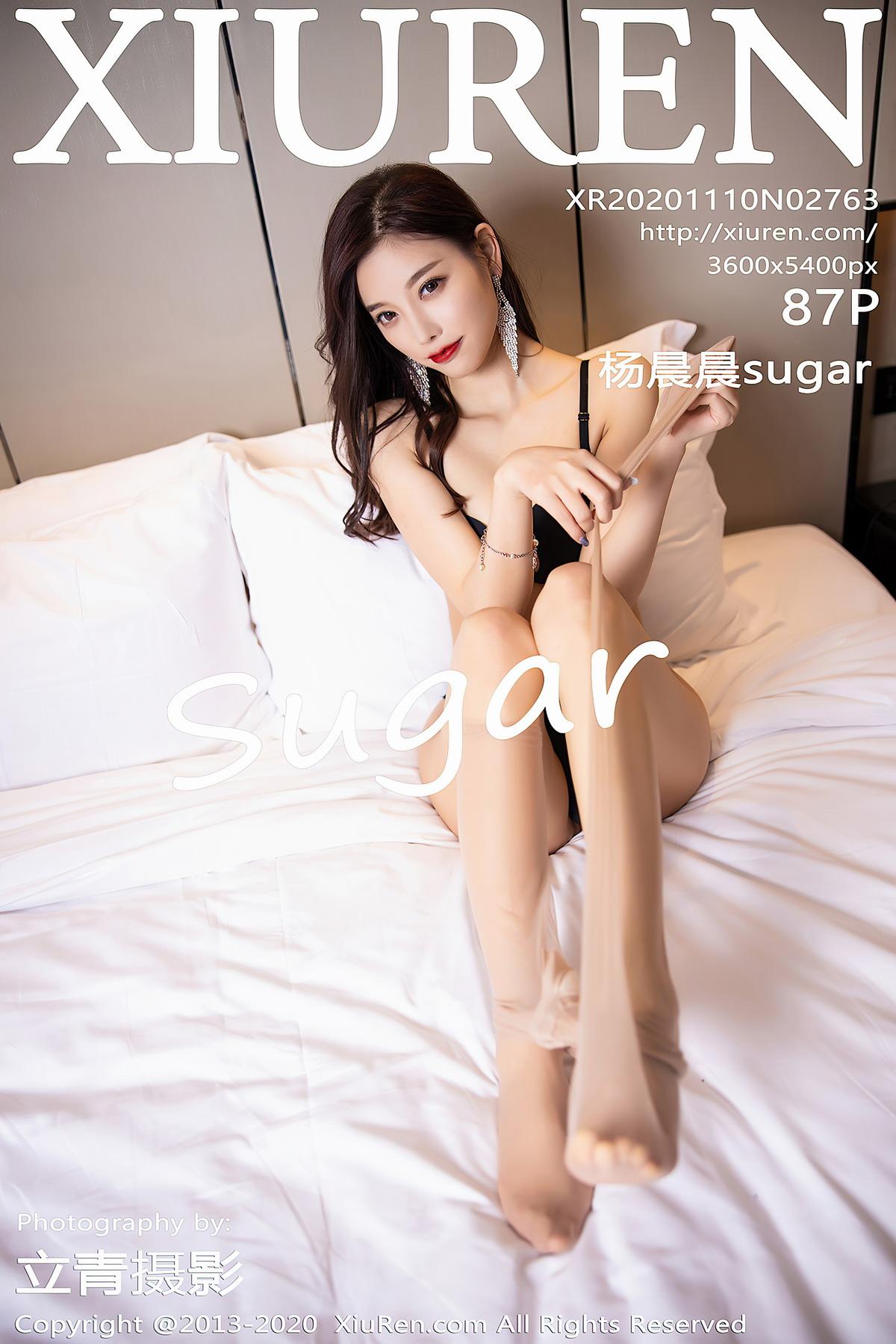 [Xiuren秀人网]2020.11.10 NO.2763 杨晨晨sugar[/804MB]