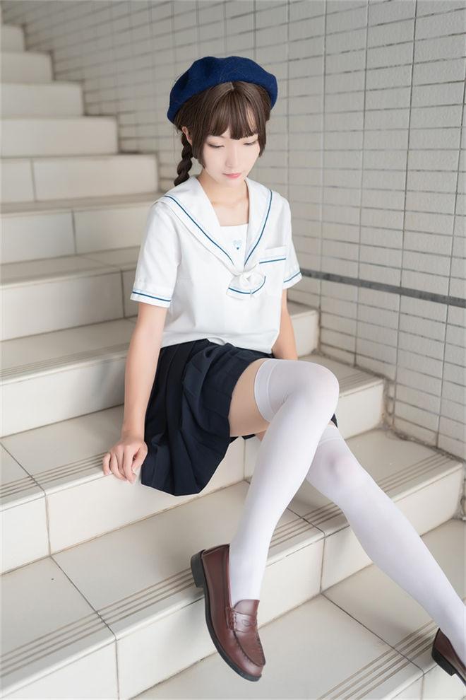 风之领域-No.146小小水手少女[/115MB]