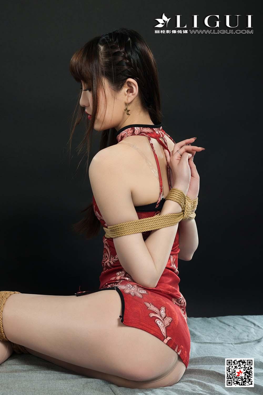 [Ligui丽柜]网络丽人 2021.02.12 Model 阳阳[/79.9MB]