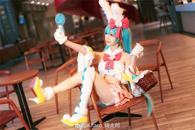 妹子图:@Kitaro_绮太郎,她cosplay的碧蓝航线是最逼真的!