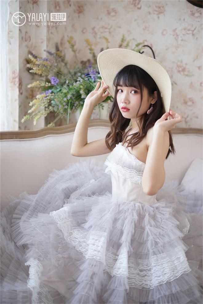 YALAYI雅拉伊-No.003小公主的薄纱裙[/312MB]