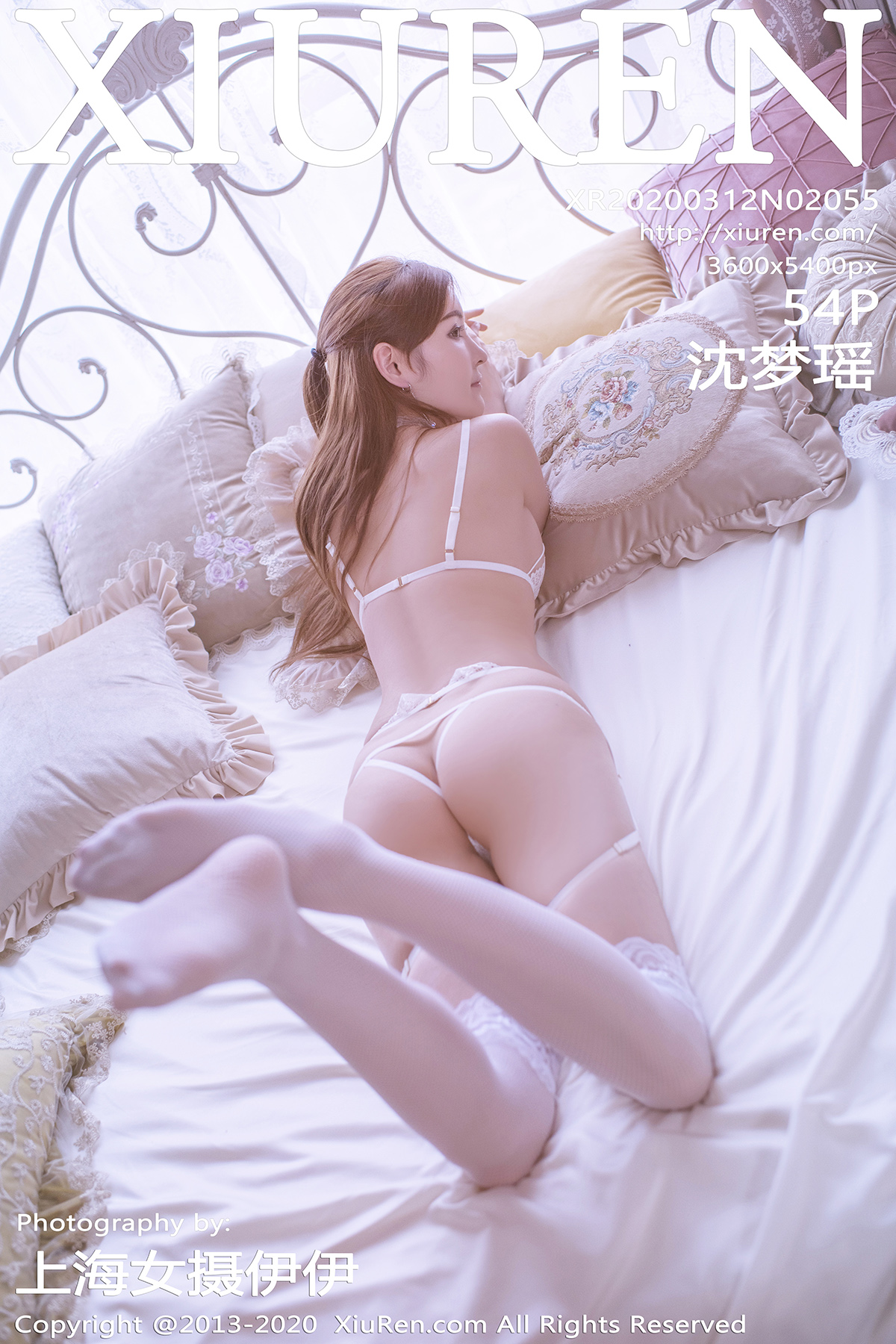 [XiuRen秀人网]2020.03.12 No.2055 沈梦瑶 梦幻 内衣[/212MB]