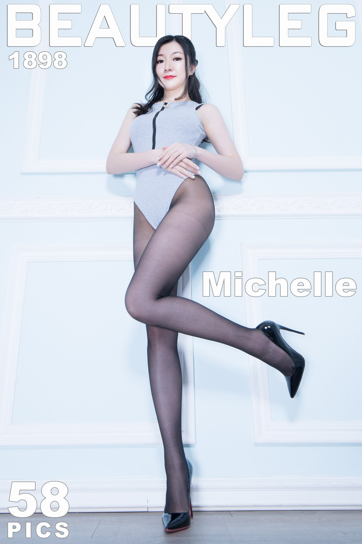 [Beautyleg]美腿写真 2020.03.23 No.1898 Michelle[/455M]