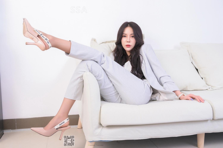 SSA丝社 第114期:御姐娜娜的咖啡香jio(上) [/970MB]
