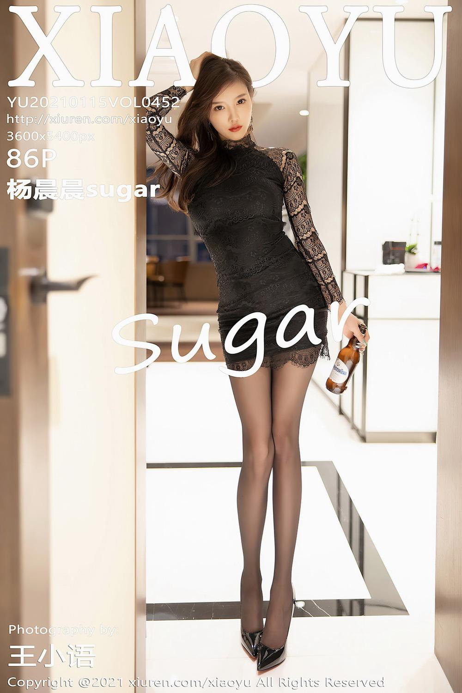 [XIAOYU语画界]2021.01.15 VOL.452 杨晨晨sugar[/809MB]