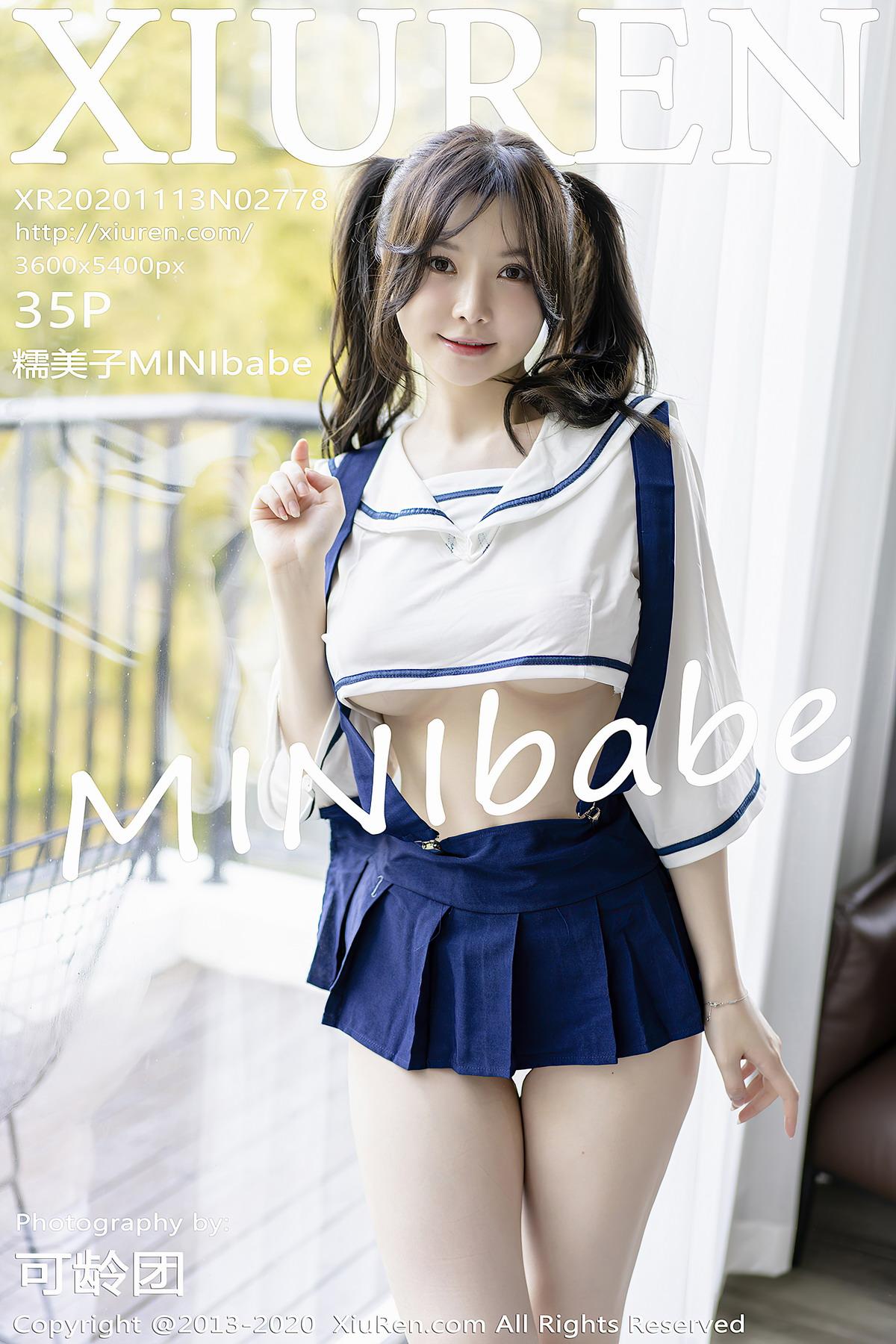 [Xiuren秀人网]2020.11.13 NO.2778 糯美子MINIbabe[/331MB]