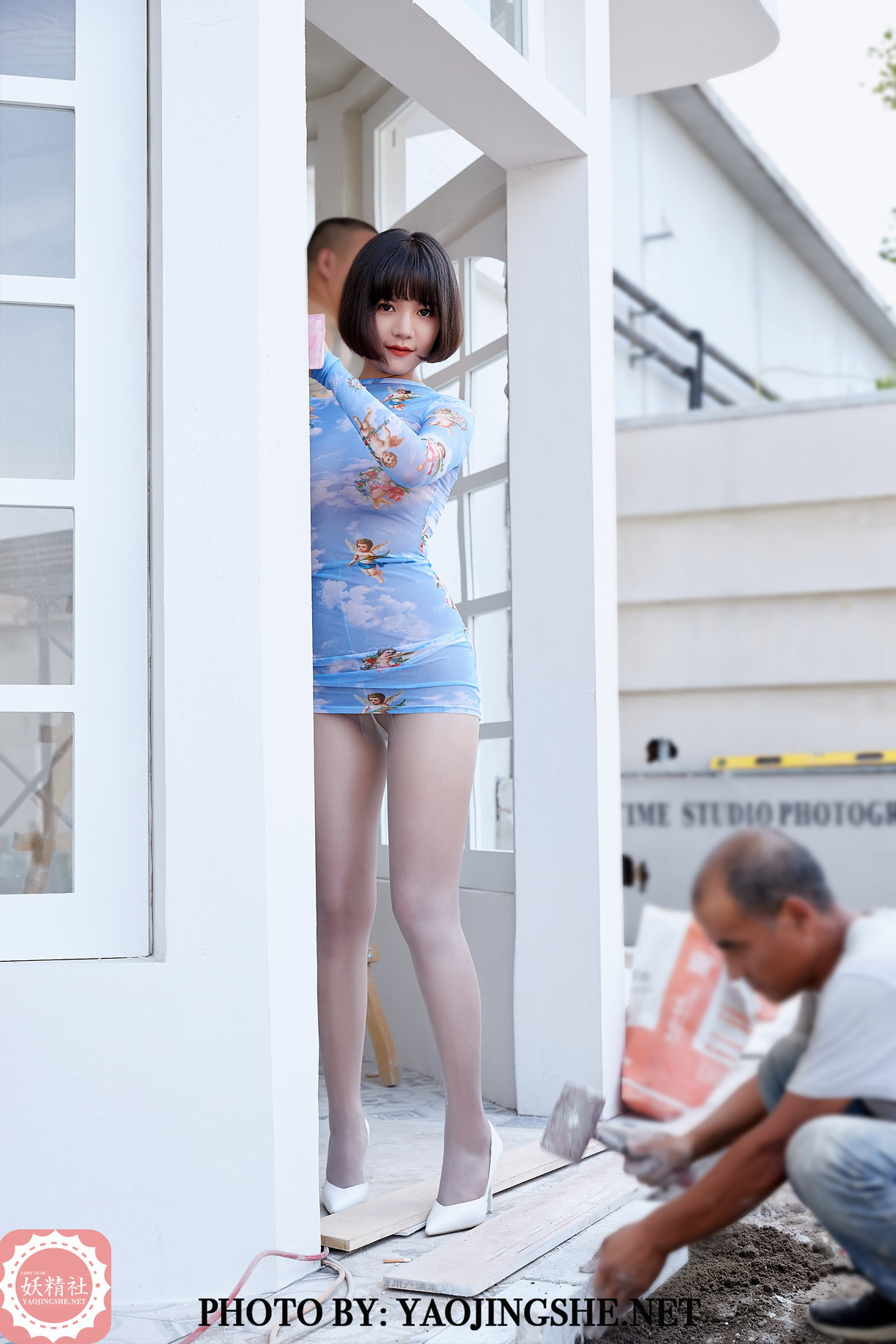 [FAIRY CLUB妖精社]2020.10.22 T2035《装修工》唐飞飞[/397MB]