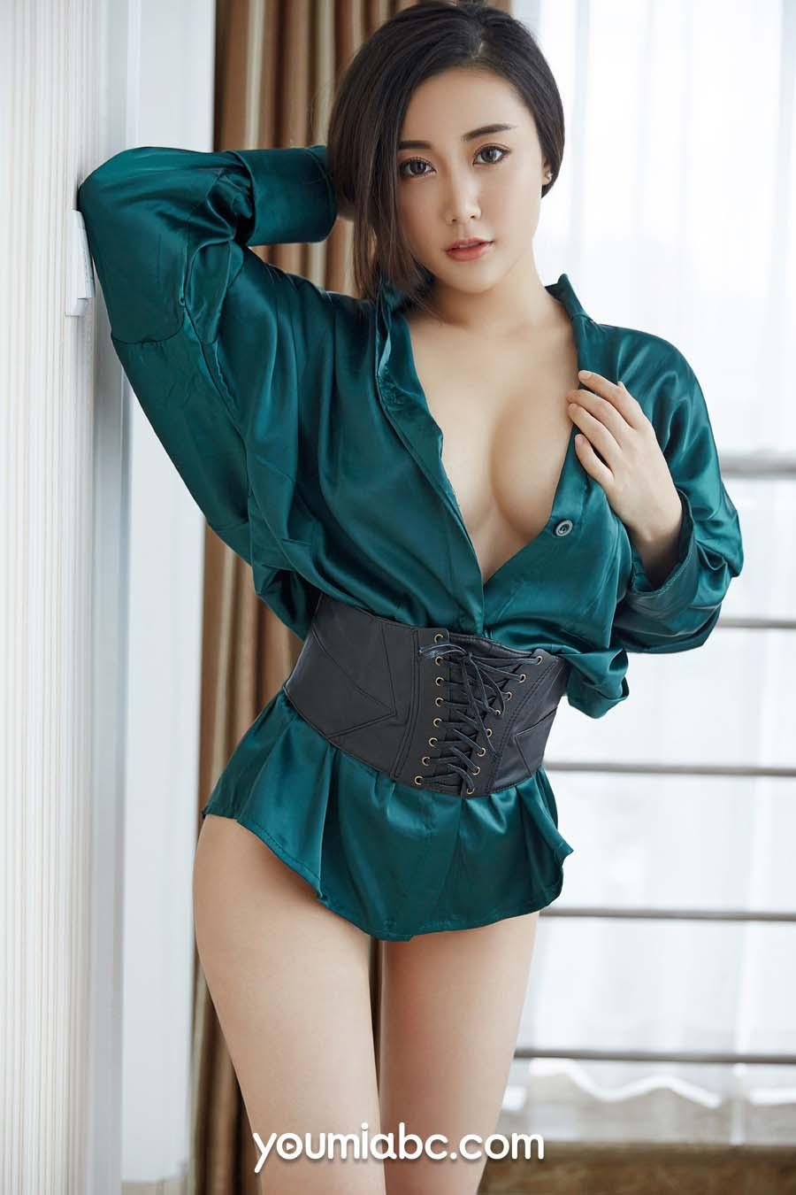[YouMi尤蜜]2019.05.16 绿野柔情 小仙[/9.41MB]
