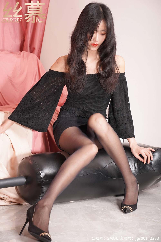 [丝慕GIRL]SM431 天天一元 模特:雅雅《BONAS连裤袜》[/115MB]