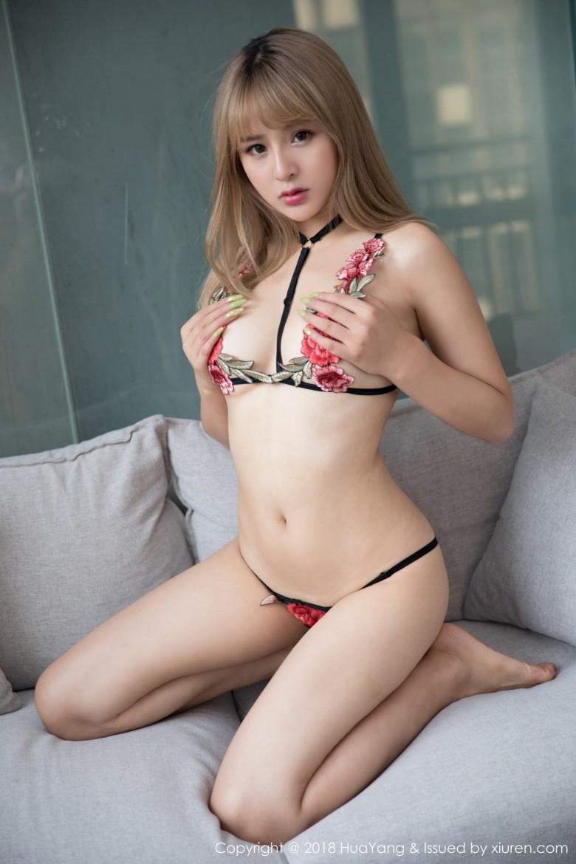 [HuaYang花漾]2018.07.13 Vol.060 思淇Sukiiii [/108MB]