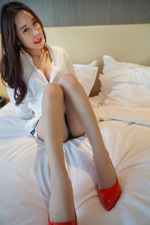 LISS 丽丝映像 NO.033 受不了的腿肉丝3 [/532MB]
