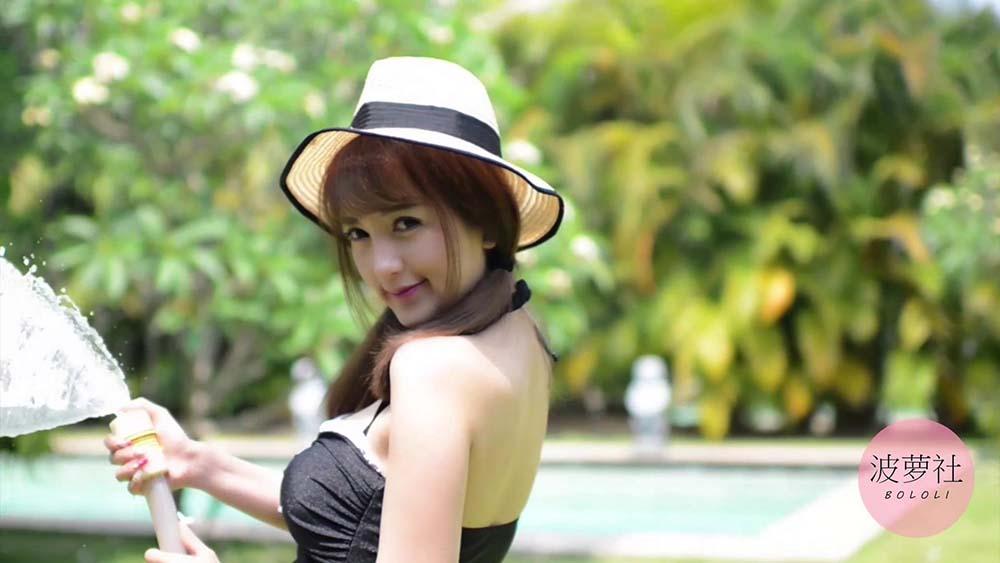 [BoLoli波萝社]HD高清视频2015.06.21 VN.007 Monkey_小潘鼠[1V/144MB]
