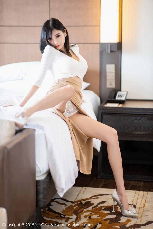 [XIAOYU语画界]2019.12.20 Vol.219 杨晨晨sugar[/142M]