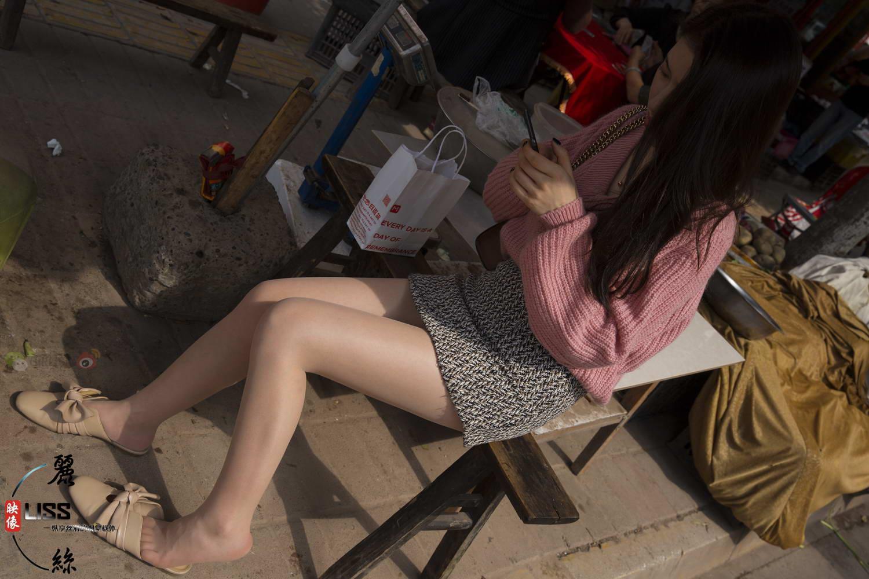 [LISS丽丝映像]NO.008 莎莎小姐《丝薄的游戏》[/506MB]