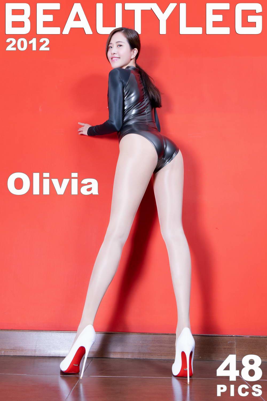 [BEAUTYLEG美腿写真] 2020.12.16 No.2012 Olivia[/388MB]