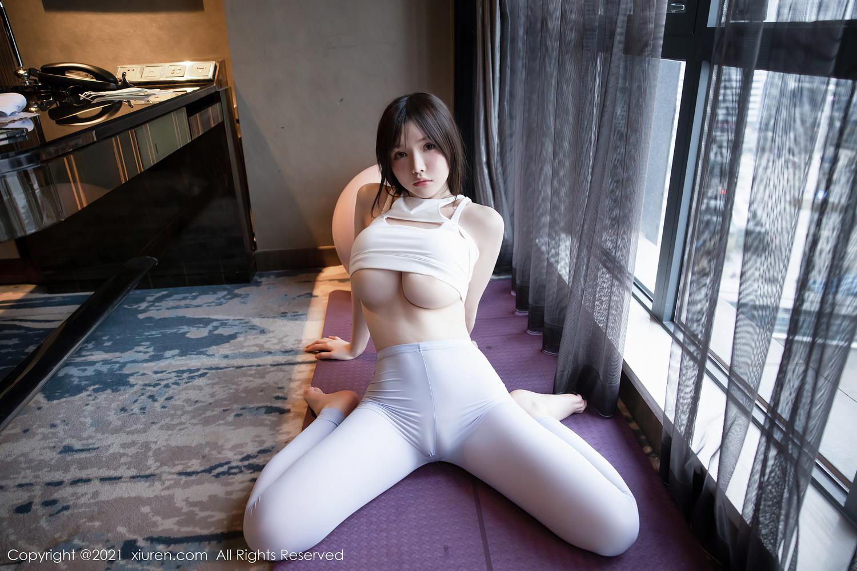 [Xiuren秀人网]2021.02.05 NO.3087 糯美子MINIbabe[/448MB]