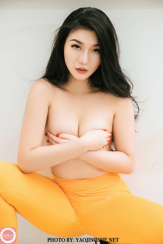 妖精社 Vol.047 秋韵 健身蜜桃 [/200MB]
