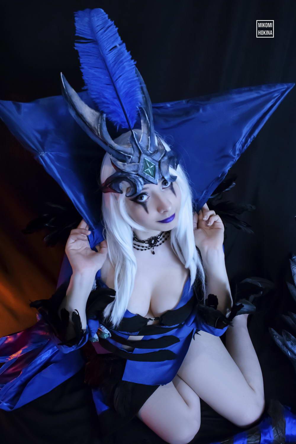 Mikomi Hokina – Ravenborn LeBlanc (League of Legends)[/679.1MB]