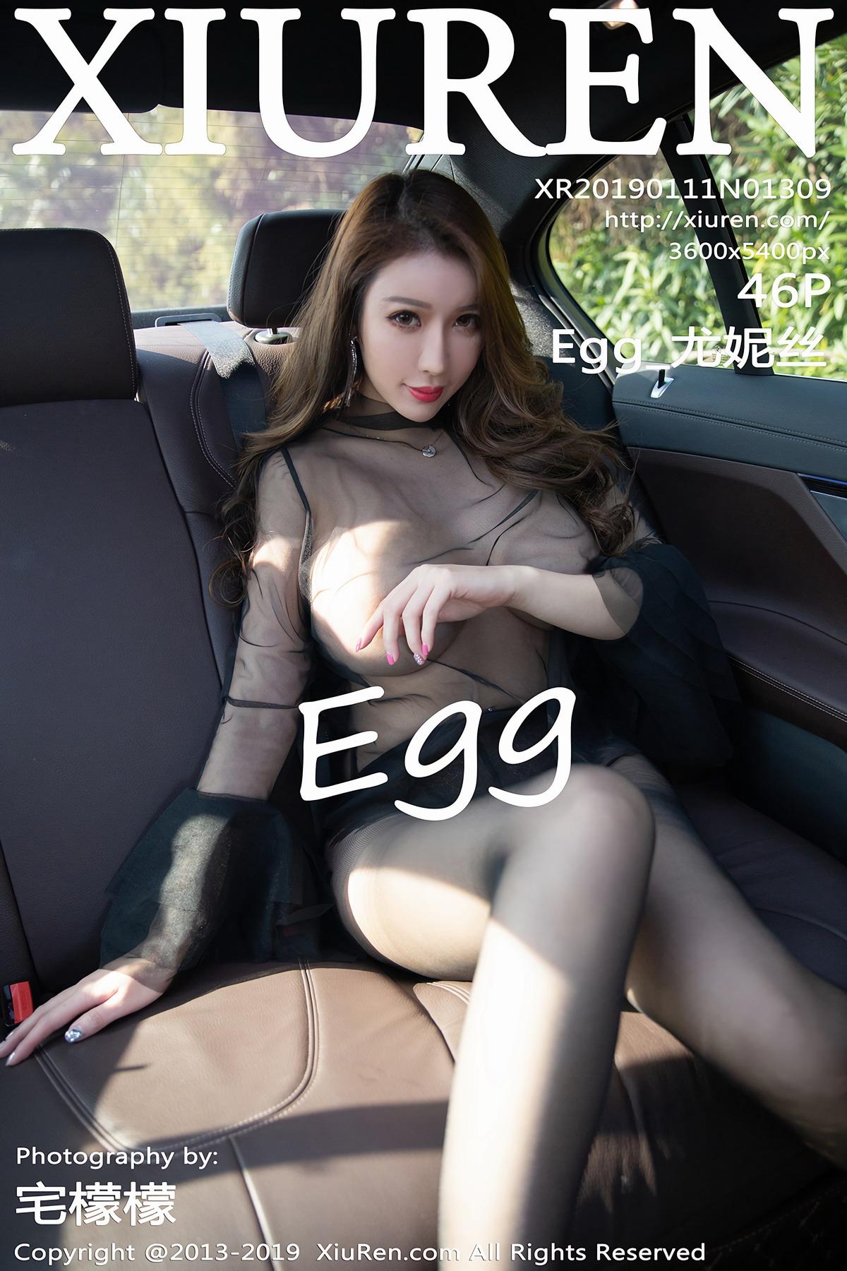 [XiuRen秀人网]2019.01.11 No.1309 Egg_尤妮丝[/170MB]