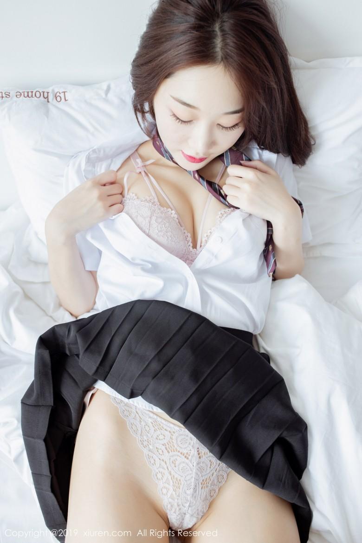 [XIUREN秀人网]2019.10.15 No.1729 小九月 [/99MB]