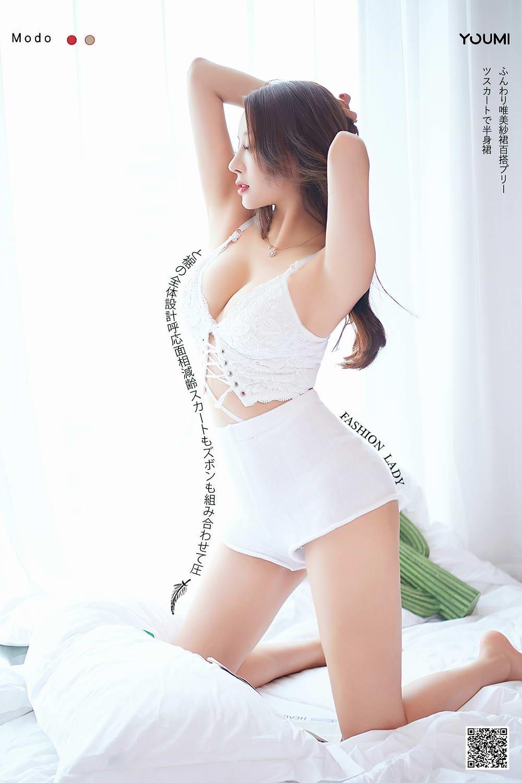 [YouMi尤蜜] 2020.10.08 温香软玉 筱慧 [/493MB]