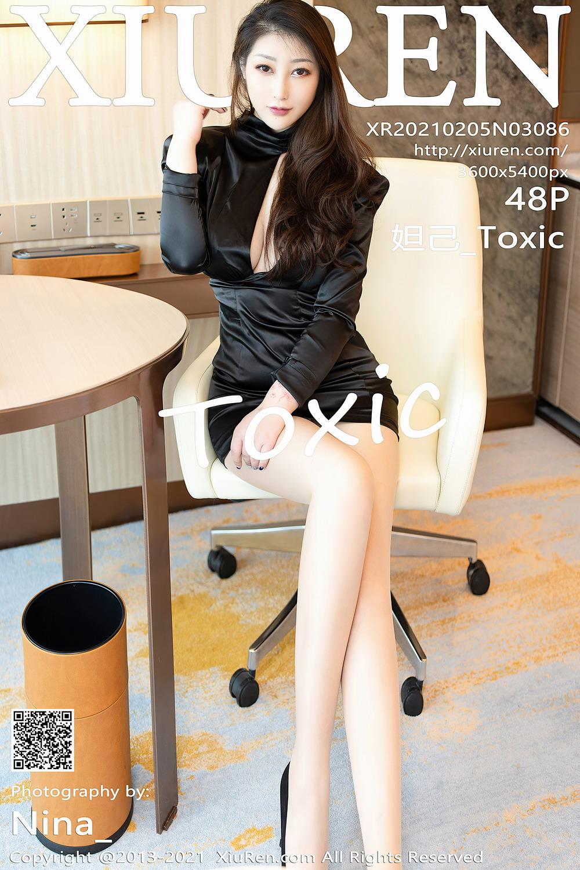 [Xiuren秀人网]2021.02.05 NO.3086 妲己_Toxic[/491MB]