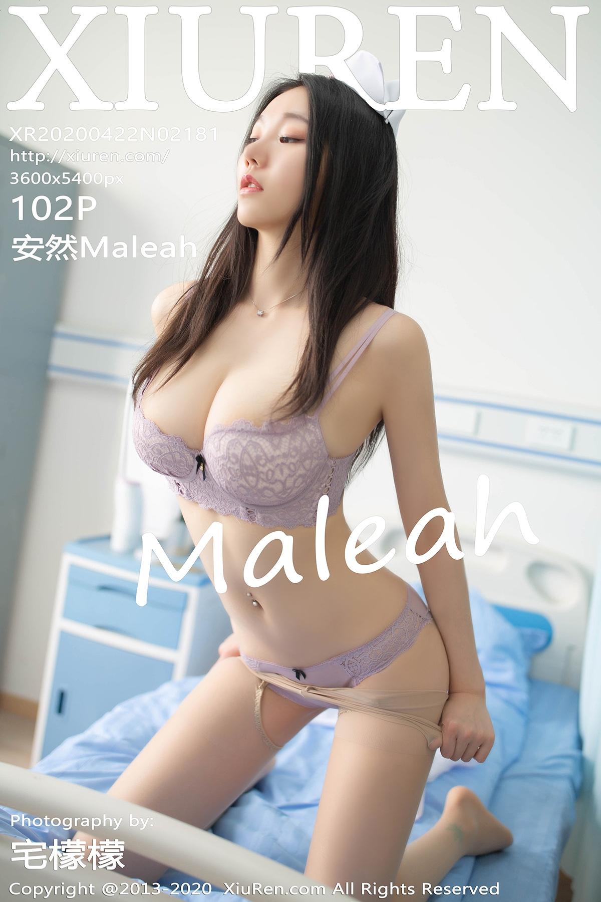 [XiuRen秀人网]2020.04.22 No.2181 安然Maleah 护士 美腿[/164MB]